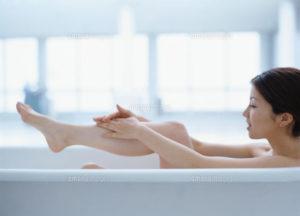 お風呂での刺激が強すぎるのが原因